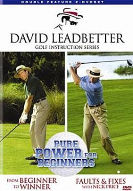 David Leadbetter Golf Instruction: Pure Power for Beginners