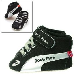 Boob Man Baby Shoes (6-12M)