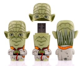 Mimoco Star Wars Yoda MIMOBOT USB Flash Drive - 4GB
