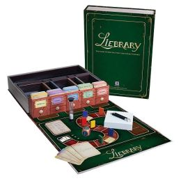 Liebrary Board Game:B&N Exclusive