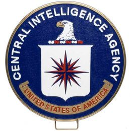 ActionJetz MPCIA Central Intelligence Agency CIA-Plaque Model
