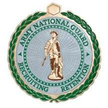 ActionJetz MPNG2 National Guard PlaquePlaque Model