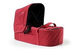 2011 Bumbleride Indie Twin (Double Stroller) Carrycot In Vita