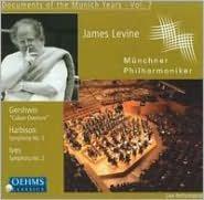 Gershwin: Cuban Overture; Harbison: Symphony No. 3; Ives: Symphony No. 2