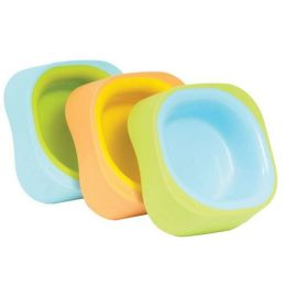 Beaba Soft Bowl Set (Set of 3)
