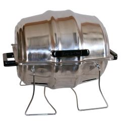 UMI10004RS Keg-a-Que Charcoal Grill