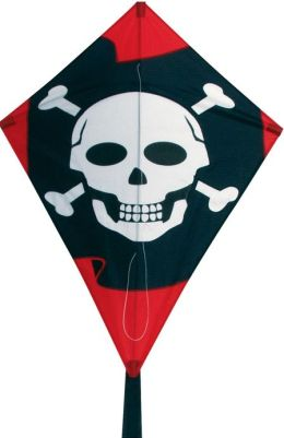 Pirate 26 Inch Diamond Kite