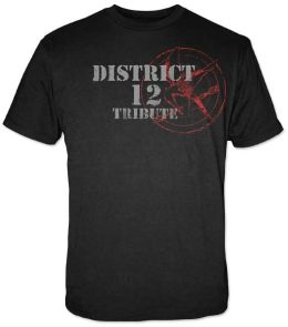 Tribute Hunger Games T-Shirt MEDIUM
