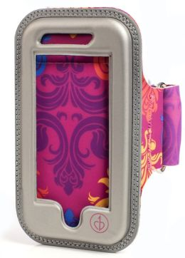 Fire Swirl Chic Physique Armband for iPhone 5