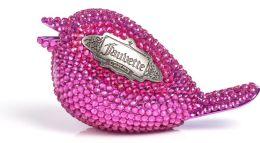 Pink Crystal Fauvette Speaker