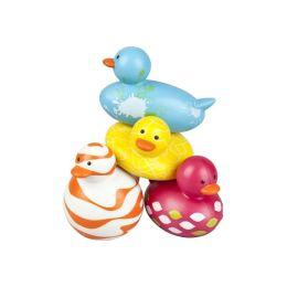 Boon, Inc. Boon Odd Ducks, 4 Pack Assorted