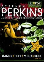 Stephen Perkins: Hands Feet Mind Soul - Analysis of Jane's Addiction Songs