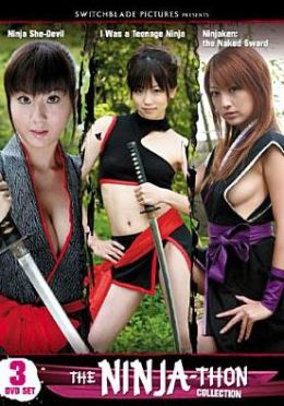 Ninja She-Devil/I Was a Teenage Ninja/the Naked Sword