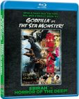 Video/DVD. Title: Godzilla vs. the Sea Monster