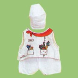 Dexter DEX 204 Chef Doll Costume