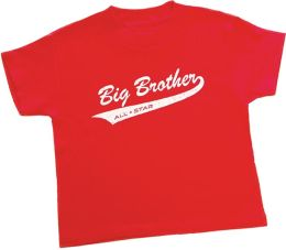 Big Brother Allstar T Shirt Size: SM