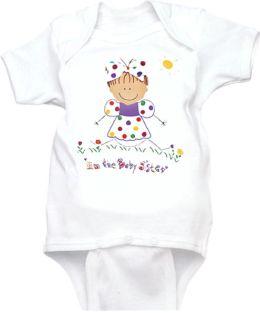 Baby Sister Brunnette-ONE-12M