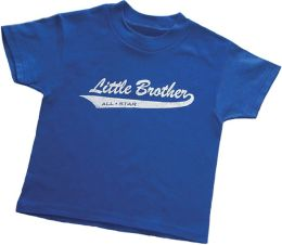 Little Brother Allstar T Shirt Size: SM
