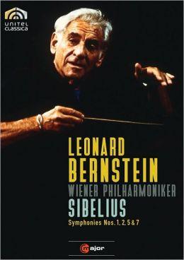 Leonard Bernstein/Wiener Philharmoniker: Sibelius - Symphonies Nos. 1, 2, 5 & 7
