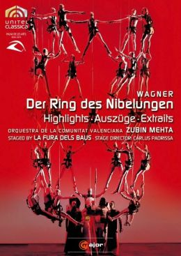 Der Ring des Nibelungen: Highlights (Orquestra de la Comunitat Valencia)