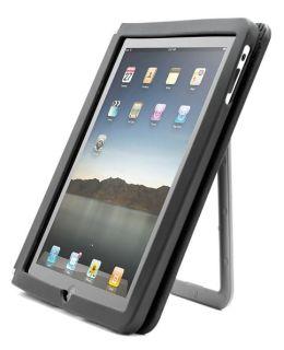 Quirky Cloak iPad Case - Black