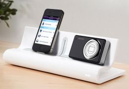 Quirky Converge Docking Station - White