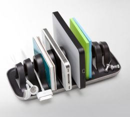 Quirky Cordies Executive Desktop Management and Cable Organizer