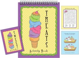 Sweet Treats Activity Book