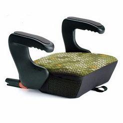 2011 Clek Olli Booster Seat In Paul Frank Scurvy Camo