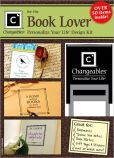 Three Designing Women Book Lover Design Kit