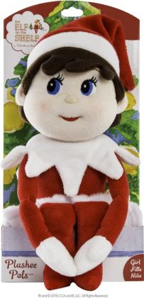 Elf Plush Girl: 19 Inches