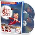 Video/DVD. Title: The Elf on the Shelf: An Elf's Story