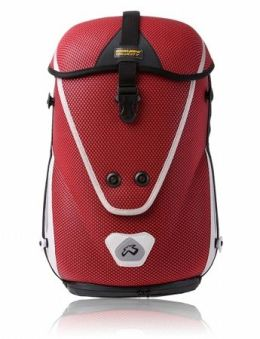 Boblbee 424628 BOBLBEE Velocity 15 Soft Shell Backpack RED