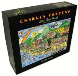 HAWAII From Maui With Love Fazzino 2000 Piece Puzzle (B&N Exclusive)
