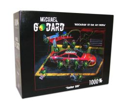 NASCAR GODARD 1000 Piece PUZZLE