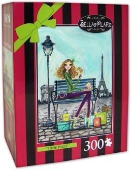 300 Pc Puzzle - Shop Paris - Bella Pilar