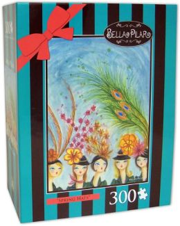 300 Pc Puzzle - Spring Hats - Bella Pilar