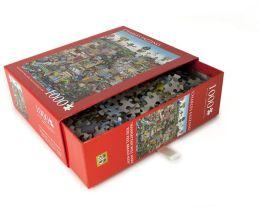 1,000 Piece Puzzle - Manhattan Will Make You Feel Brand New- Charles Fazzino