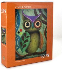 500 Piece Puzzle-The Samba Tree-Charles Zabarte