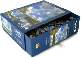 1,000 Piece Puzzle - Serenity - Dick Jenkins