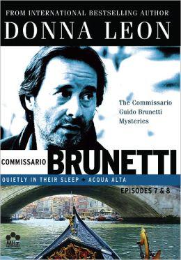 Donna Leon's Commissario Guido Brunetti 7 & 8