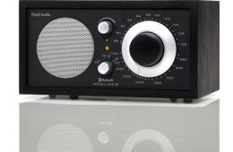 Tivoli Audio Model One Bluetooth AM/FM Radio - Black Ash/Black & Silver