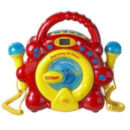 Deluxe Sing Along CD Player