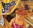 CD Cover Image. Title: Spilt Milk (Jellyfish)