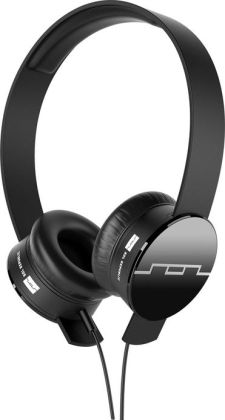 Sol Republic Tracks On-Ear Headphones - Black