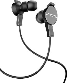 Sol Republic Amps In-Ear Headphones - Black