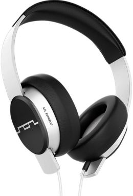 Sol Republic Master Tracks Over-Ear Headphones - White