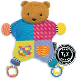 AB Blanket Teether Bear