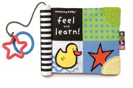 AB Feel and Learn Soft Book