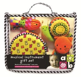 Amazing Baby Baby Band Gift Set